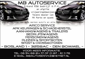 M.B. autoservices