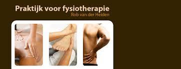 Fysiotherapie R van der Heijden