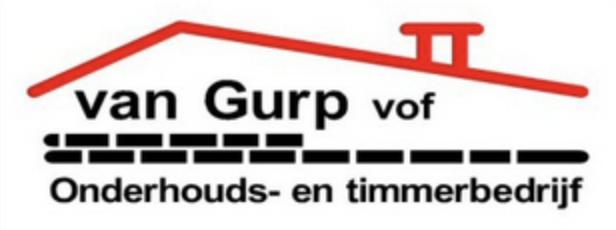 Onderhoud en timmerbedrijf van Gurp