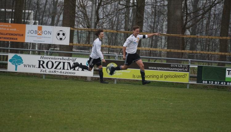 Foto's VV SNS 1 – Zwartewaal 1